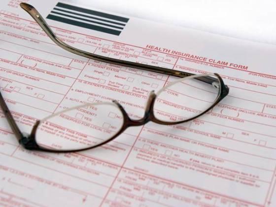 File Health Insurance Claim