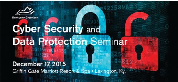 KY Chamber Cyber Security Seminar 2015
