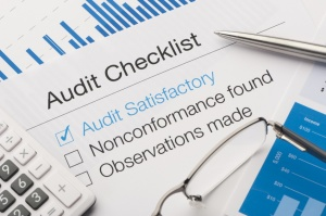 audit checklist